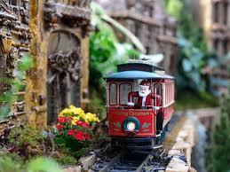 Train Show Botanical Garden by New York Botanical Garden Holiday Train Show Things To Do In New
