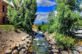 Colorado scenery images Free stock photo of creek scenery at breckenridge colorado jpg