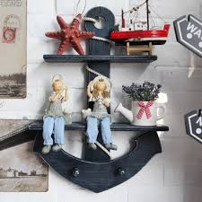 anchor bathroom decor aliexpress buy mediterranean home decor