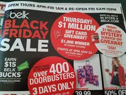 shoppers angry with belk black friday coupon giveaway wral
