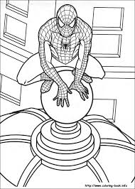 100 ideas printable coloring pages spiderman emergingartspdx