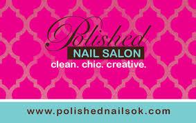 nail salon gift cards polished nails loyalty program polished nails salon clean chic