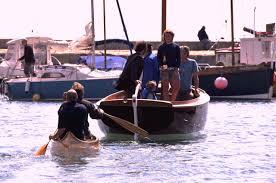francois vivier u0027s ebihen 18 built at the boat building academy