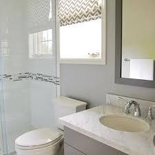 chevron bathroom ideas gray chevron bathroom mirror design ideas