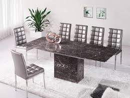 grey marble dining table brown grey extending dining table 6 chairs marble kk furniture