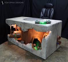 teenage mutant ninja turtles home decor custom desk statues iceman statue by halimaw photos hd moksedesign