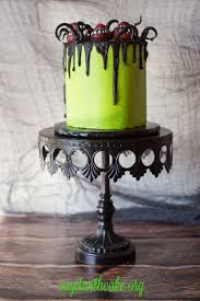 Gross Cakes For Halloween by Creepy Halloween Cake Say It With Cake