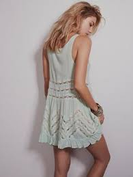 saylor jessa foil lace dress at free people clothing boutique