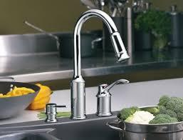 moen kitchen faucet with soap dispenser moen kitchen sink soap dispenser 6463