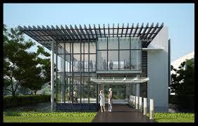 glass box architecture glass box office by r3ynard on deviantart