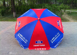 Windproof Patio Umbrella Promotional Patio Umbrellas Wind Proof For Outdoor Activities