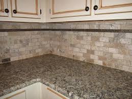 Tumbled Stone Tile Backsplash Ideas Image Gallery HCPR - Stone backsplash tiles