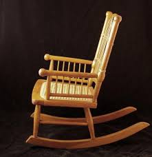 Vintage Childrens Rocking Chairs Vintage Cane Back Rocking Chair Home Chair Decoration