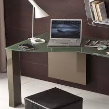 Ecken Schreibtisch Musa Glas Schreibtisch Nach Maß Arredaclick