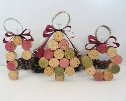 recycled tree ornaments
