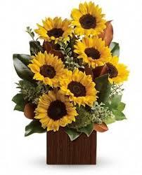 Sunflower Bouquets Artificial Sunflower Arrangements Foter