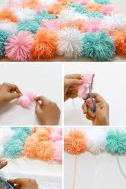 13 awesome diy rugs you could be making right now pom pom rug