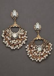 chic pearl chandelier earrings also interior designing home ideas