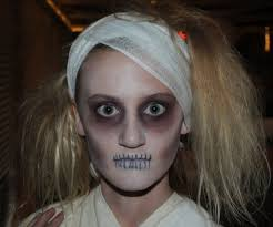 halloween dead make up halloween bride zombie bride makeup
