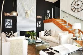 Living Room With Stairs Design Small Living Room Ideas That Defy Standards With Their Stylish Designs