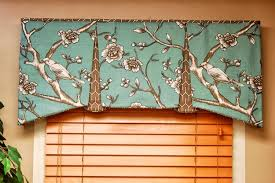 fancy valances for living room window treatments design ideas