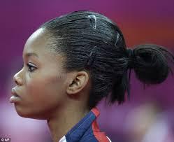 gold medal hair beauty hair care fashion gabrielle douglas 2012 olympic