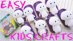 easy kids crafts diy itty bittys youtube