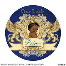 prince royal baby shower invitations