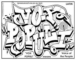 multicultural graffiti free coloring pages new york city themes
