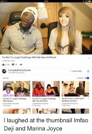 Challenge Comedyshortsgamer 25 Best Memes About Try Not To Laugh Challenges Try Not To