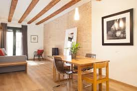 Wohnzimmerm El Minimalistisch Rent Top Apartments Macba Spanien Barcelona Booking Com