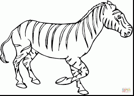 zebra color page christmas in mexico coloring pages printable alphabrainsz net