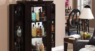 bar awesome interior home decoration ideas feat vintage mahogany