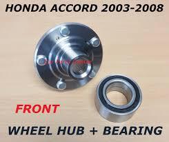 lexus is300 wheel bearing for honda accord tourer front wheel bearing kit hub flange 03 08