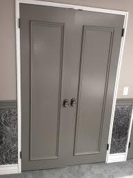 How To Hang A Closet Door Decorating Closet Door Installation Inspiring Photos Gallery