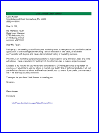 cold contact cover letter sample guamreview com