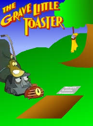 Brave Little Toaster Movie Rejected Projects
