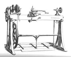 workshop the ornamental lathe