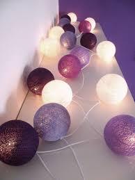 Schlafzimmer Deko Lichterkette Do It Yourself Lichterkette Von La Case De Cousin Paul