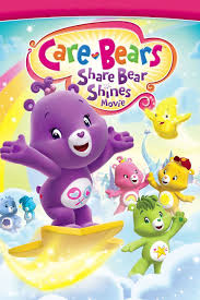 care bears share bear shines care bear wiki fandom powered