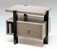 Contemporary Accent Table Contemporary Side Tables With Storage 8641