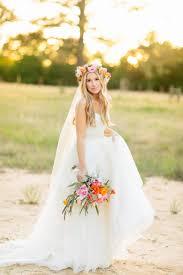 inspirational wedding veils with flowers floral wedding inspiration