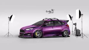 tuner cars 2017 ford focus tuner cars at sema motor1 com photos