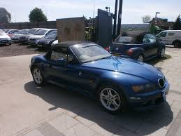 2000 Bmw Z3 1 9 Manual Full Leather Interior A Condition