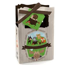 amazon com woodland creatures baby shower or birthday party