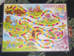 candyland castle mathematical analysis of candyland