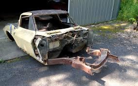 corvette project cars splity or imposter 1963 corvette project