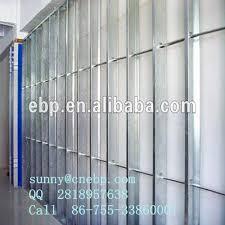 gypsum wall partition channel buy gypsum channel gypsum board