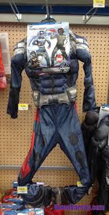 Captain America Halloween Costume Kids Marvel U0027s Halloween Costumes Walmart Lacking