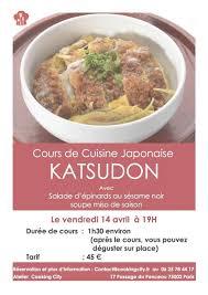 cours cuisine japonaise cours de cuisine japonaise for cours de cuisine japonaise